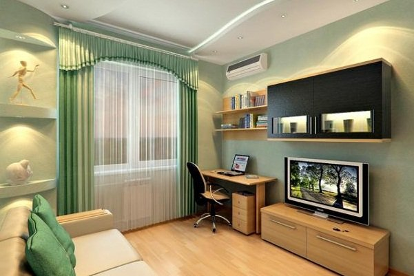 Дизайнерский ремонт 3 комнатной