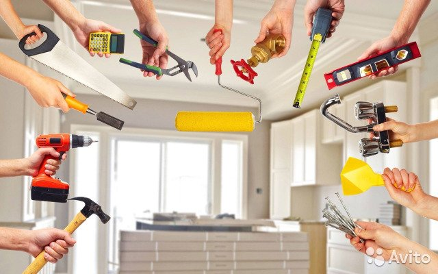 Услуги ремонта квартир
