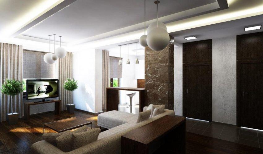 Ремонт 3х комнатной квартиры