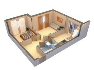Ремонт жилого помещения