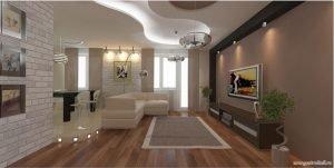 Общий ремонт квартир