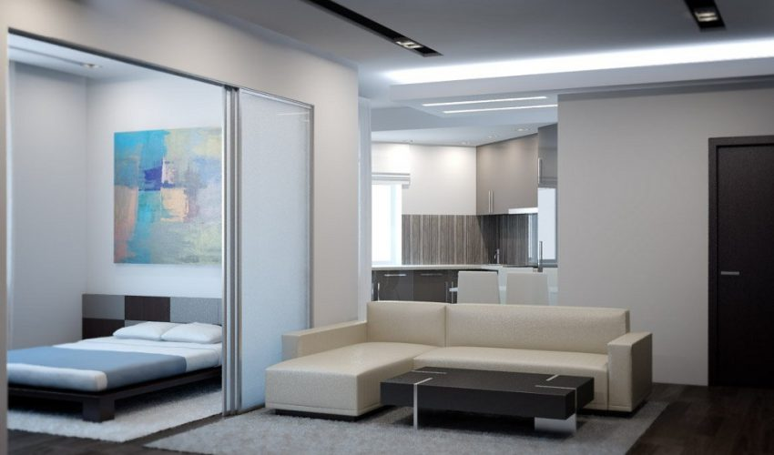 Выравнивание пола в новой квартире