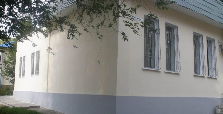 Косметическая отделка Фасада