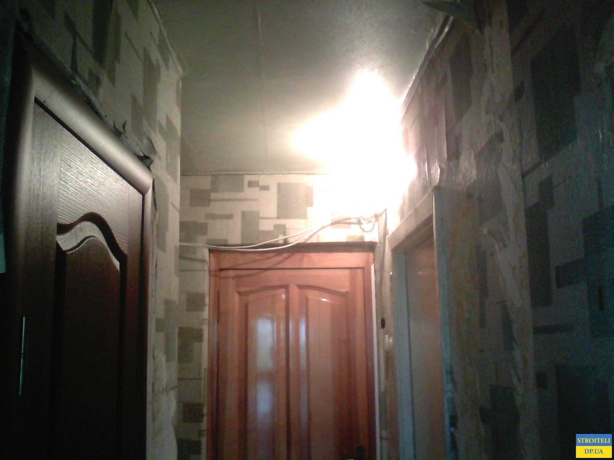 Ремонт кухни и коридор
