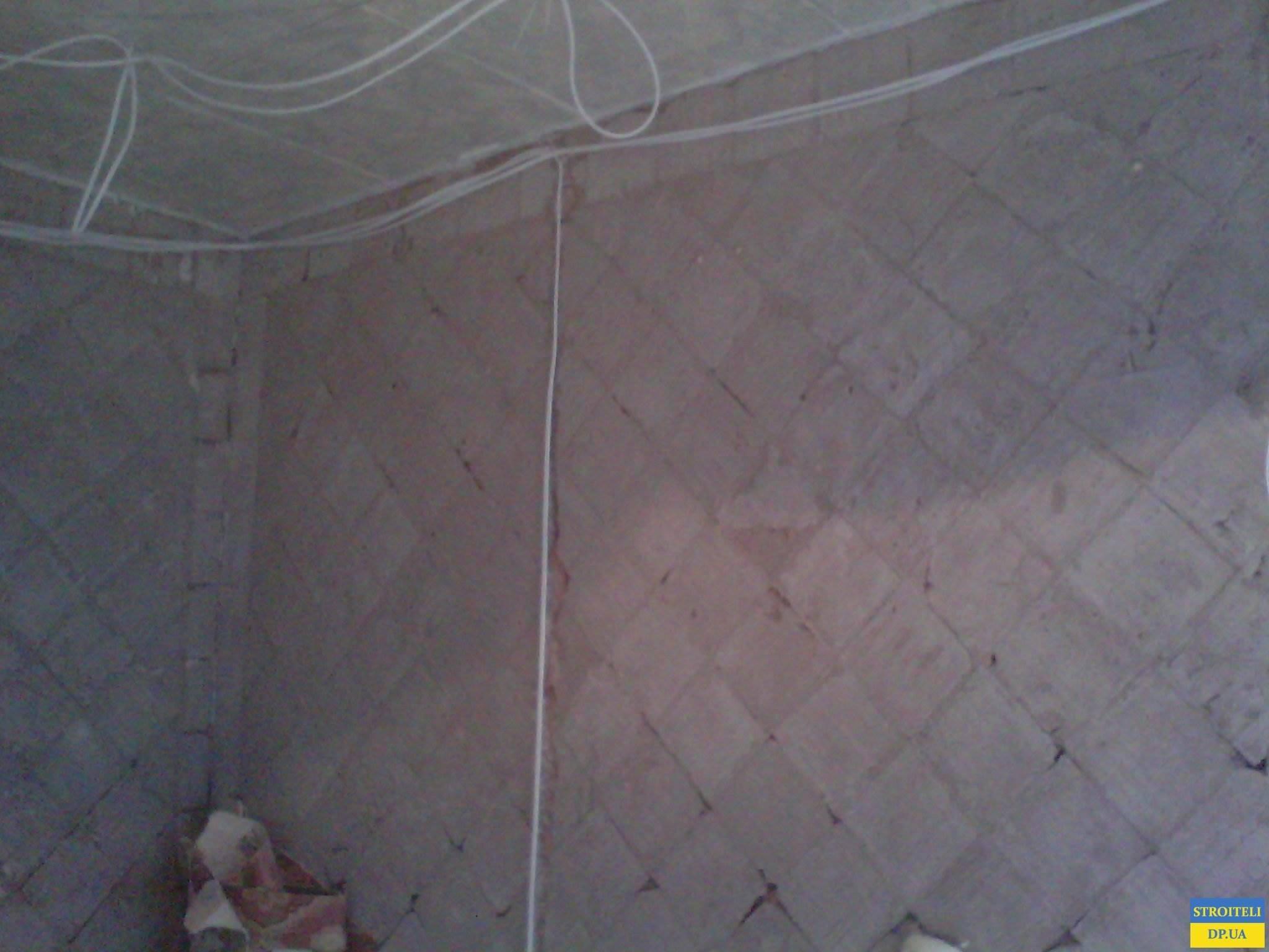 Капитальный ремонт в кухне