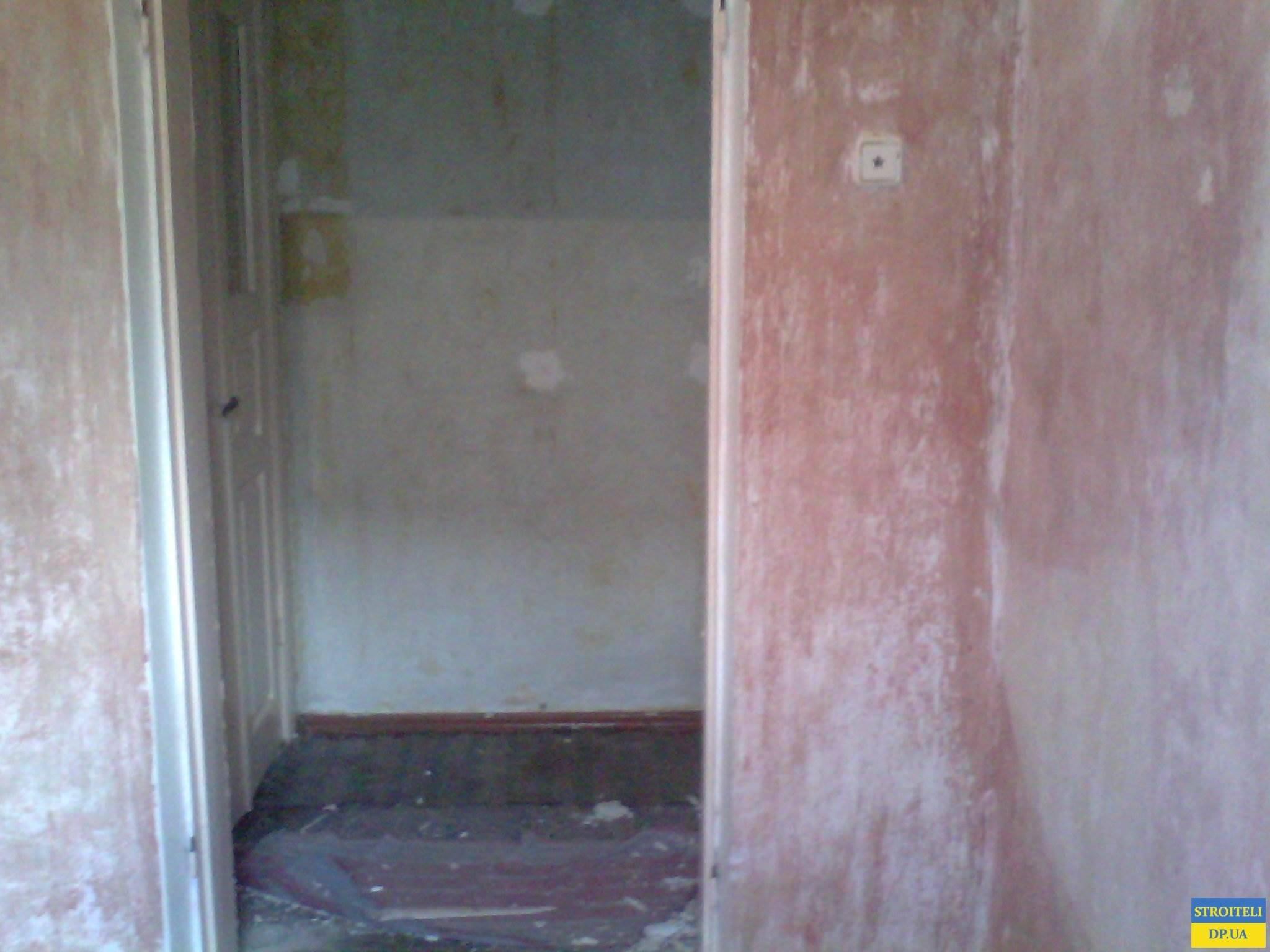 Ремонт коридор и спальня