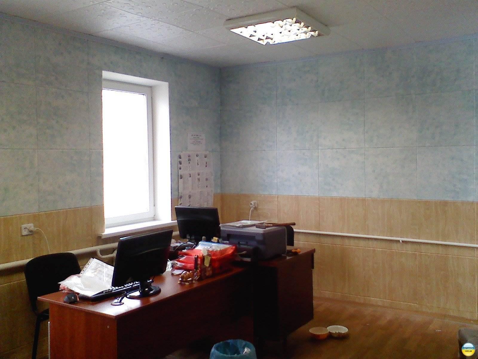Косметический ремонт в офисе